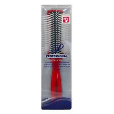 Vess C-150R Ceramic Air Volume Brush Red 9 Row Professional Salon Hairdresser