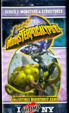PRIVATEER PRESS 1 BOOSTER MONSTERPOCALYPSE SERIE 2 MONSTERS AND STRUCTURES