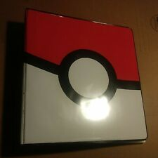 USED (2017)ULTRA-PRO POKEMON BINDER with 81 CARDS RARE,HOLO,JAPANESE,1ST EDITION