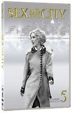 Dvd SEX AND THE CITY - Stagione 05 (2 Dvd) Serie Tv ......NUOVO