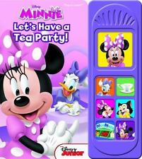 Mickey Mouse Clubhouse: Let's Have a Tea Party: Play-a-Sound (Play-a-Sound: Dis