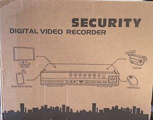 FLOUREON SECURITY DIGITAL VIDEO RECORDER A6808MH