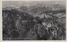 Postkarte - Semmering / Südbahnhotel mit Raxalpe