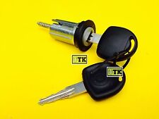 OPEL Schließzylinder + 2x Schlüssel Zündschloß Astra G Zafira A Meriva A Schloss