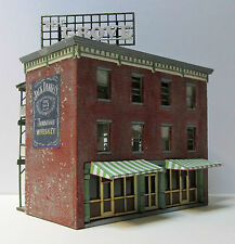 THE GROVE N Scale Model Railroad Structure Unpainted Wood Laser Kit RSL3059