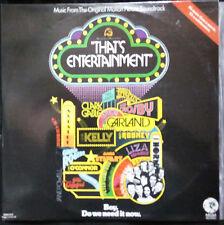 THAT'S ENTERTAINMENT SOUNDTRACK DOUBLE VINYL LP AUSTRALIA