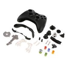 Pour Microsoft Xbox 360 Controller Set Set Key Case D-pad Case Shell Case
