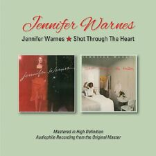 JENNIFER WARNES - JENNIFER WARNES/SHOT THROUGH THE HEART   CD NEW