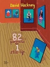 David Hockney: 82 Portraits and 1 Still-life, Barringer, Tim, Devaney, Edith