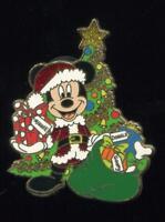 Santa Mickey Mouse Disney Pin 132939
