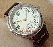 PARNIS 44mm Mechanical hand winding Men's watch