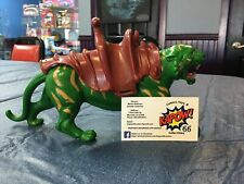 Battle Cat w/ Saddle No Strap - 1982 He-Man Masters of the Universe MOTU