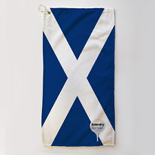 Golf Towel Everdry Microfiber Plus - Scottish Flag - 63x30cm Accessory Gift