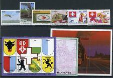 St. Vincent Gr MiNr. 842-47, Block 88-90 postfrisch MNH (A0952
