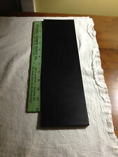 """SMOOTH SOLID RUBBER STRIP 1/4"""" X 3 7/8"""" X 13 7/16"""""""