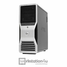 Dell Precision T7500 Workstation Xeon L5640 12GB RAM NVS300 250 GB HDD without