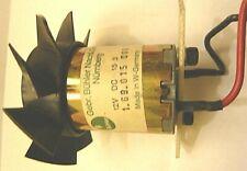 Moteur électrique Buhler 12v dc ventilateur puissante turbine