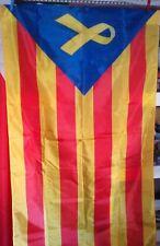 Bandera Estelada Llaç groc /lazo amarillo nova