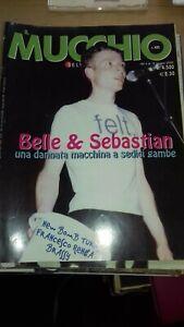 Rivista/Magazine MUCCHIO SELVAGGIO #400 6 giugno 2000 - BELLE & SEBASTIAN