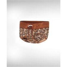 Leopard Capezio Foot Undeez for Women