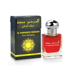 Al Haramain Makkah 15ml Roll On Perfume Oil