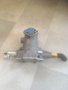 Scania brake load sensing valve