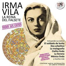 IRMA VILA-LA REINA DEL FALSETE-CD