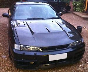 Nissan Silvia S14 Series 2 Top Secret Style Bonnet