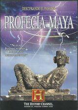 The History Channel profecias maya