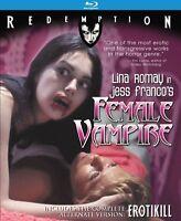 Female Vampire Blu-ray Region A BLU-RAY/WS/FRA LNG/ENG SUB