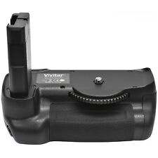 Vivitar Pro Multi-Power Battery Grip for Nikon D5300, 5500 & D5600 DSLR Camera