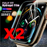 For iWatch Series 1 2 3 4 5 6 Apple Watch Screen Protector Hydrogel Film Cover