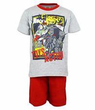 Pyjamas rouge Disney pour garçon de 2 à 16 ans