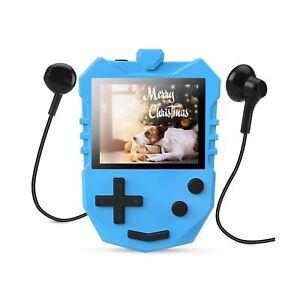 AGPTEK MP3 Player for Kids, K1 Portable 8GB Children Music Player with Built-...