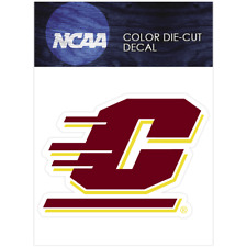 Central Michigan Chippewas Primary 1997-Pres Logo NCAA DieCut  Sticker