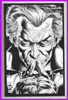 BATMAN THREE JOKERS #2 (1:100) FABOK B/W SKETCH VARIANT + PROMO DC 2020 NM- NM