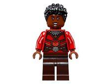 LEGO Marvel Super Heroes Nakia MINIFIG from Lego set #76100 New