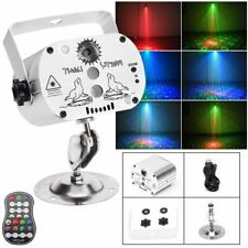 New Listing240 Pattern Projector Led Rgb Laser Stage Light Dj Disco Ktv Show Party Lighting