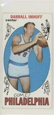 1969-70 Topps Darrall Imhoff #4 Rookie