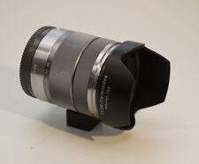 Sony Alpha SEL1855 18-55 mm F/3.5-5.6 OSS E-Mount Objektiv