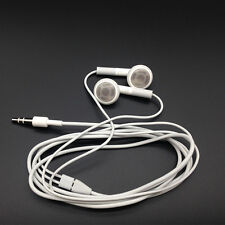 Original Genuine Apple iPod earbud Earphone Headset 2nd Genernation 3.5mm Plug