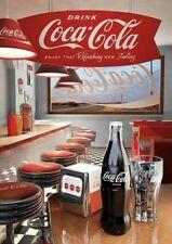 VINTAGE Brands Stickers Coca Cola Fanta Sprite