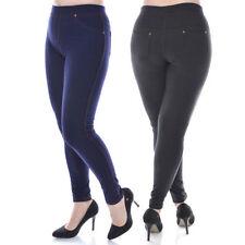 Markenlose Normalgröße Damenhosen mit mittlerem Wasserbedarf