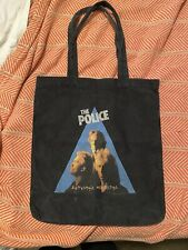 The Police Reunion Tour Tote Bag