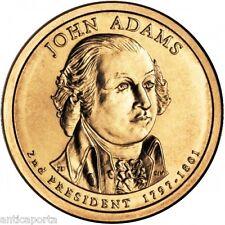 1 DOLLARO USA STATI UNITI 2007 JOHN ADAMS DENVER (2D) DOLLAR 1797-1801