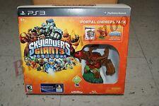 Skylanders Giants Portal Owner Pack w/ TREE REX PS3 New