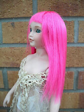 7-8 Pulgadas Althea Muñecas Peluca en rosado Coreano