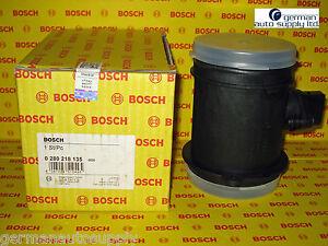 BMW Air Mass Sensor - BOSCH - 0280218135 - NEW OEM MAF