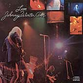 Live by Johnny Winter (CD, Oct-1989, Columbia (USA))