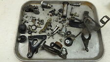 1982 Honda GL1100 Goldwing Gold Wing H743' misc bolts and parts